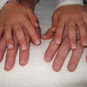 Natural Nails  Mini Manicures