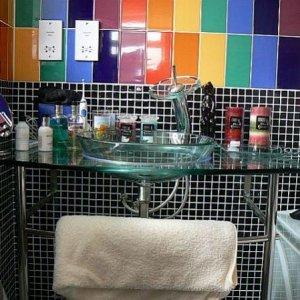 Sonia's new bathroom