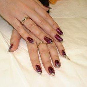 Dawn's Nail art  Glorsclaws nails, for nail art class