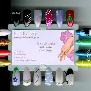 Nail Art sample 1