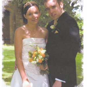 Me and my hubbie June 2004!!!