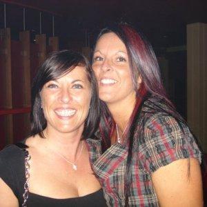 Me and Viki (2 years ago)
