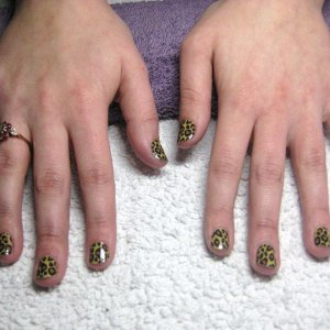 My first set of Minx. (Cheeta)