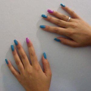 Suna's M2M nails