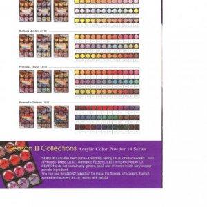 Colour chart.....