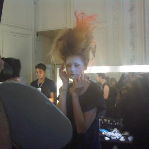 Picture 002 Viv Westwood show Paris