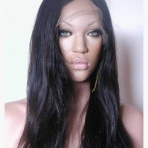 HAND TIED FULL LACE WIG