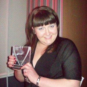 Me and my precious Sweet Square Award)