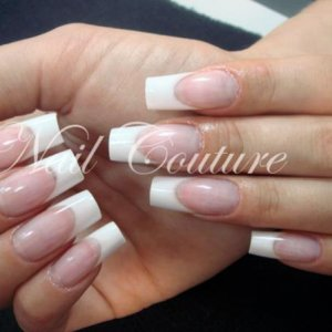 Pink and white sculpting