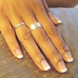 Bio Sculpture Gel Nails - French Infills
