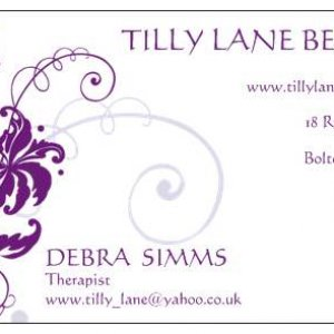 I will make a success out of Tilly Lane Beauty for me and my daughter xx