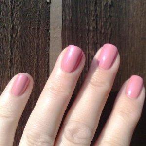 rosebud & negligee shellac