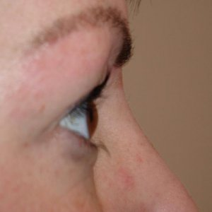 LVL LASHES AFTER - SIDE