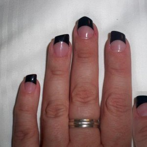 Shellac. My own. I was going to see Wicked on Broadway!