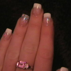 _________x Nails I've had once before. Years and years ago.x