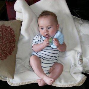 My little son ... Master Frankie Cellini
