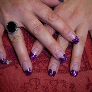 purple maylar