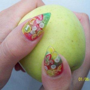 fruity thumbs
