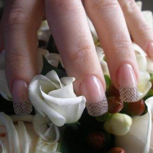 My bridesmaid nails
