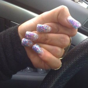 Gels... With Glitter Mix
