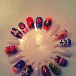 Nail Arts....