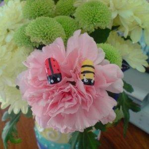 Ok Mr Bee and Mrs LadyBird lol...They need fine tuning :)