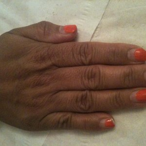 Shellac after 6 weeks
