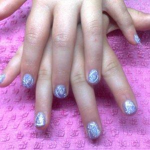 Lil' ladies nails