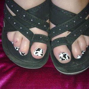 Trendy Nail wraps, Butterflies