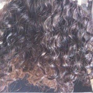 100% Virgin Brazilian Curly Hair Extensions