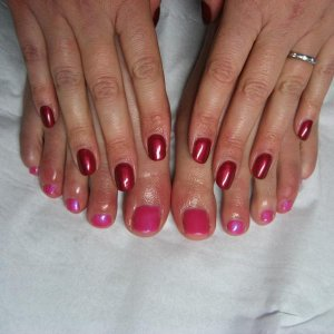 Shellac is brilliant, it is such an exciting and enjoyable product to use I love love love it!