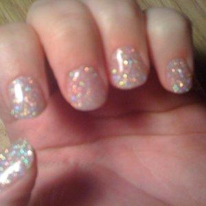 nail graphix-all that glitters