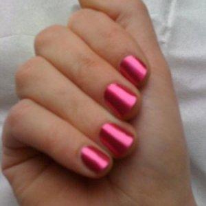 Loving the new Pink Chrome Minx!