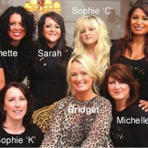 Cream Hairdressers and Beauticians Plymouth