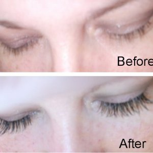 Eyelash Extensions Claire 2