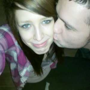 Mee&my life, were engaged & getting married april 30th  (: