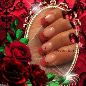 1b5Zd 14P 1 Janet's Glass Nails (LCN)
