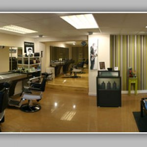 The salon were i am now working ''Gentry''