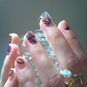 BEST NAILS EVER!!!