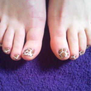 trendy nail wrap