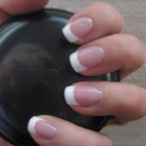GP French Pink and White. Love the white, easy to apply!