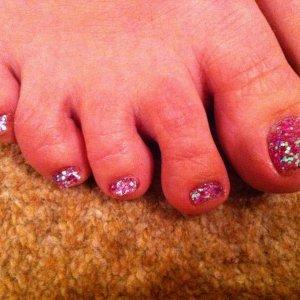 Twinkle toes!!