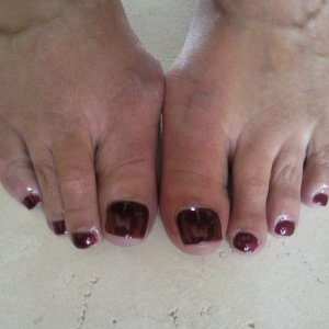 Shellac after 1 week