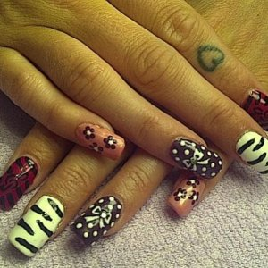 Crazy nails!