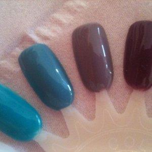 ManiQ Jewel Colours