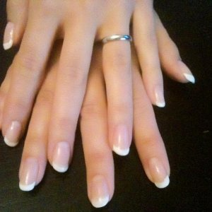 bio sculpture, sculptures,  french white no.1 and 87 strawberry french.