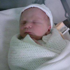 My gorgeous new nephew....Daniel Peter!