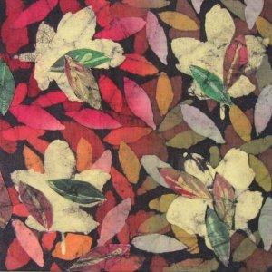 Wax batik