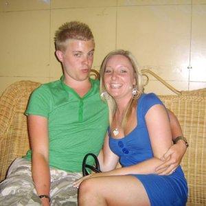 sarah and nathan hol in tenerife 2008 043