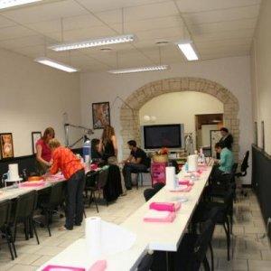 the training place, that is Framenails (www.framenails.com)  pictures taken from Framenails
